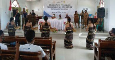 Gelar Sosialisasi di Sabu Raijua, Melki Laka Lena Dukung Layanan KB pada Program JKN